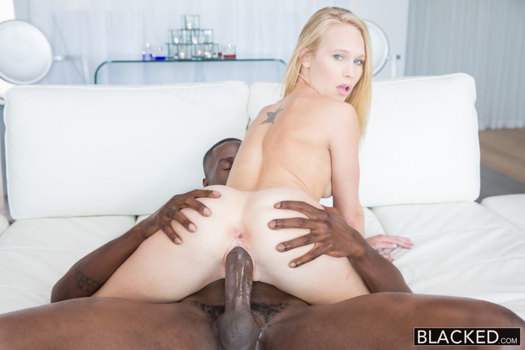 Big black booty klatschen interracial ficken