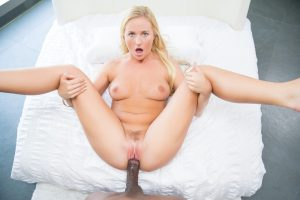 Blacked Curvy blonde Payton Simmons vs bbc with Prince Yahshua 11