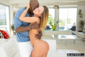 Blacked Jada Stevens in Interracial Anal Sex with Jada & Wesley Pipes 20