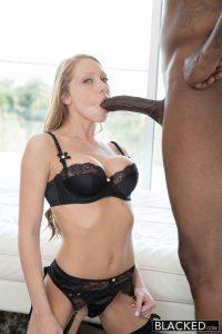 Blacked Shawna Lenee in Petite Blonde Screams On Huge Black Dick with Flash Brown 7