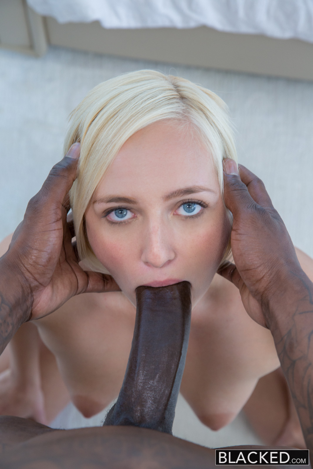 Blacked wife gigi allens takes her first big black cock 7