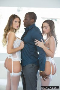 Blackedf August Ames & Abigail Mac in Married Wives Love Big Black Cocks! With Rob Piper 4