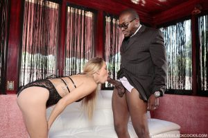 Teens Love Black Cocks Hollie Mack in Paying Rent With Her Pussy 3