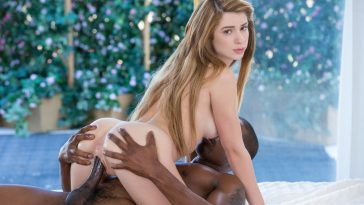 Blacked Joseline Kelly in Sorority Girl Loves BBC with Isiah Maxwell 1