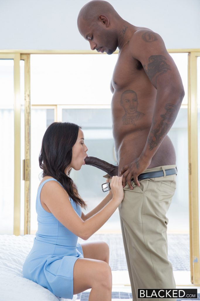Megan rain blacked part 2