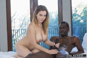 Blacked Natasha Nice in Naughty Girlfriend Enjoys BBC with Michael Williams 10