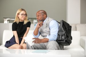 DarkX Alina West in Mr Roberts Favorite Student with Prince Yahshua 1