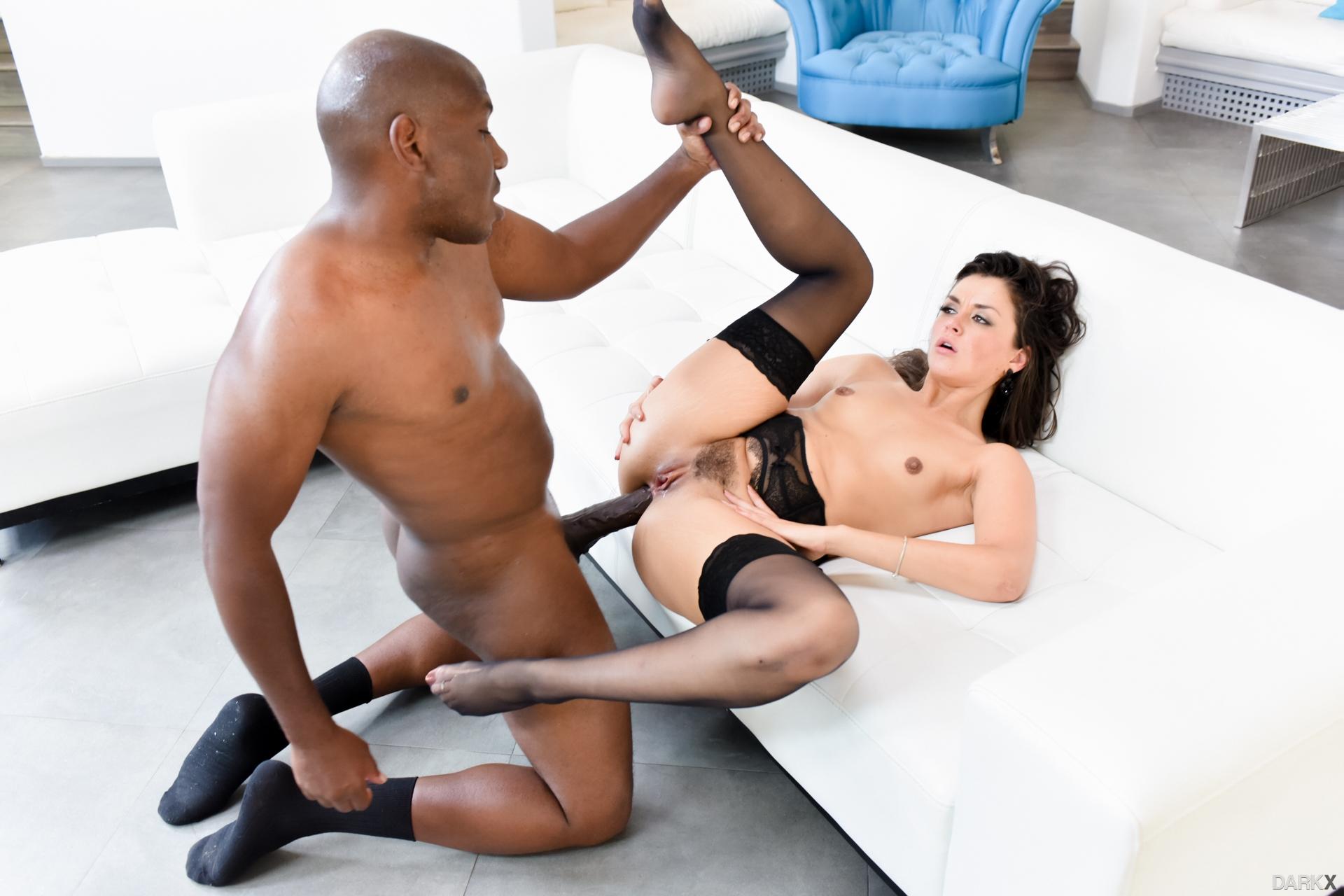 Husband licks wifes cum filled pussy