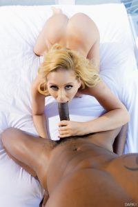 DarkX Cherie Deville in Stretching Out Cherie with Isiah Maxwell 5
