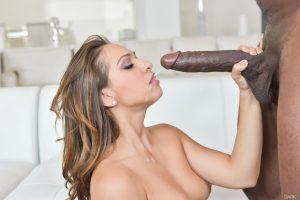 DarkX Sara Luvv's 1st Big Black Cock with Mandingo 4
