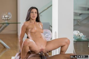 Blacked Alexa Tomas in Sexy Spanish Reporter Loves BBC with Isiah Maxwell 11