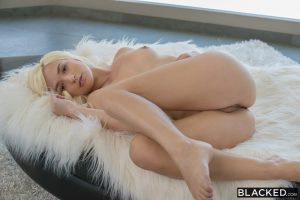 Blacked Eliza Jane in Naughty Blonde Punished for Debt with BBC with Prince Yahshua 4