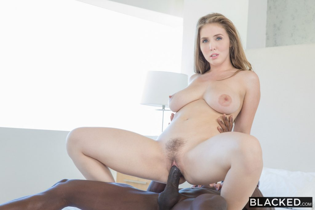 Interracial couple decides to have anal sex first time 7