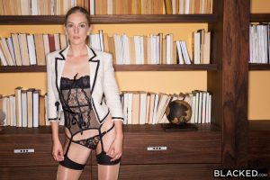 Blacked Mona Wales in Hot Wife Enjoys Her Young Neighbor's BBC with Ricky Johnson 2