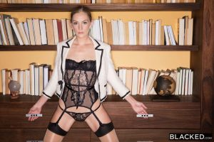 Blacked Mona Wales in Hot Wife Enjoys Her Young Neighbor's BBC with Ricky Johnson 1