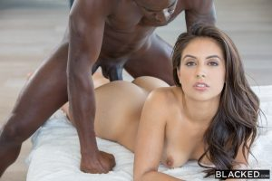 Blacked Jynx Maze in I Became my Boss's Mistress with Joss Lescaf 10