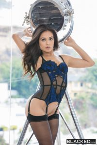 Blacked Jynx Maze in I Became my Boss's Mistress with Joss Lescaf 4