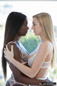 Blacked Kendra Sunderland & Ana Foxxx in Kendra's Obsession Part 3 3