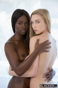 Blacked Kendra Sunderland & Ana Foxxx in Kendra's Obsession Part 3 4