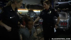 Black Patrol - Chop Shop Owner Gets Shut Down 3