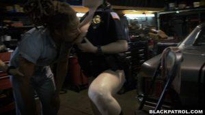 Black Patrol - Chop Shop Owner Gets Shut Down 4