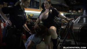 Black Patrol - Chop Shop Owner Gets Shut Down 5