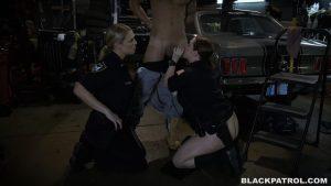 Black Patrol - Chop Shop Owner Gets Shut Down 8