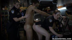 Black Patrol - Chop Shop Owner Gets Shut Down 12