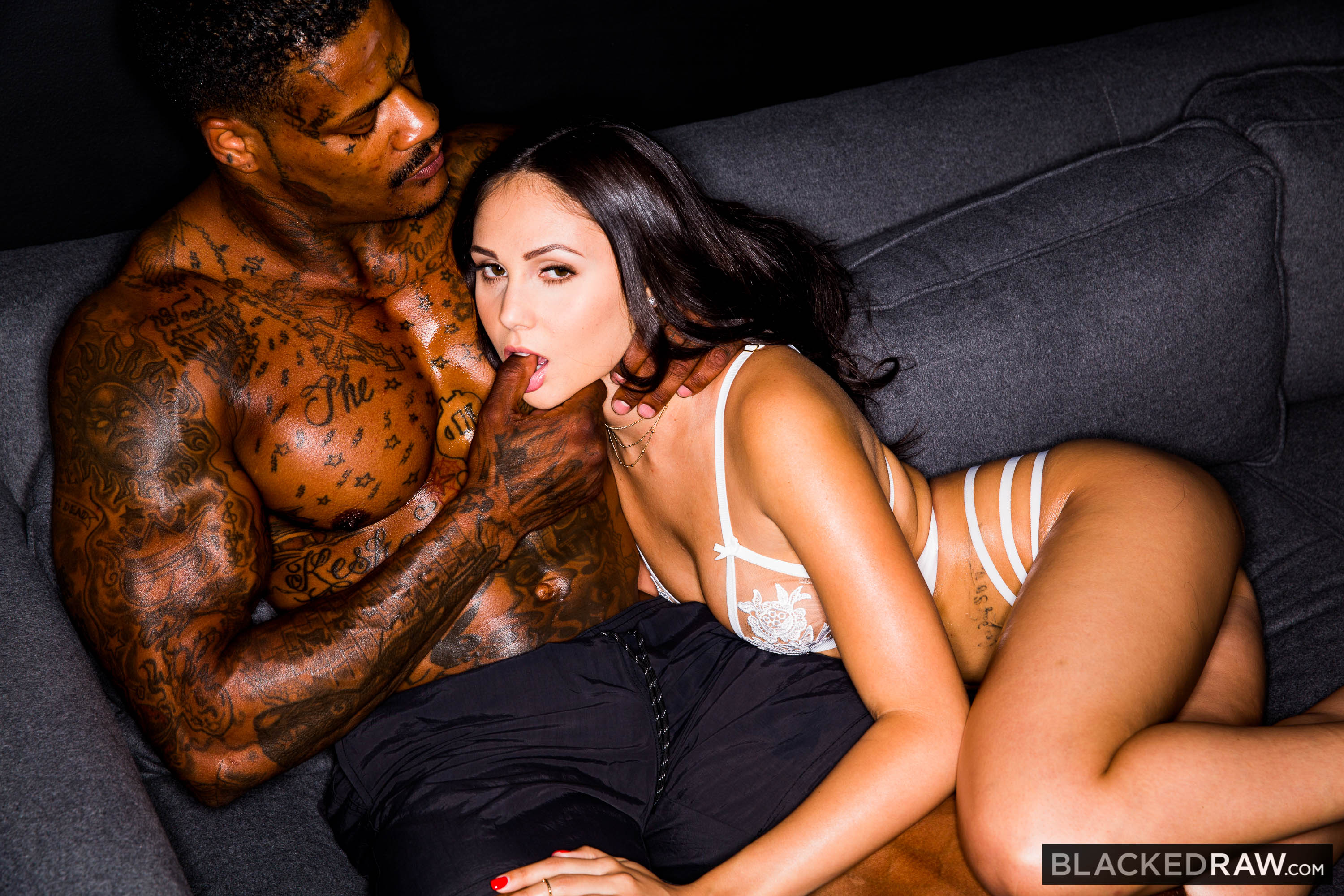 Black sugar daddy interracial frannkie and