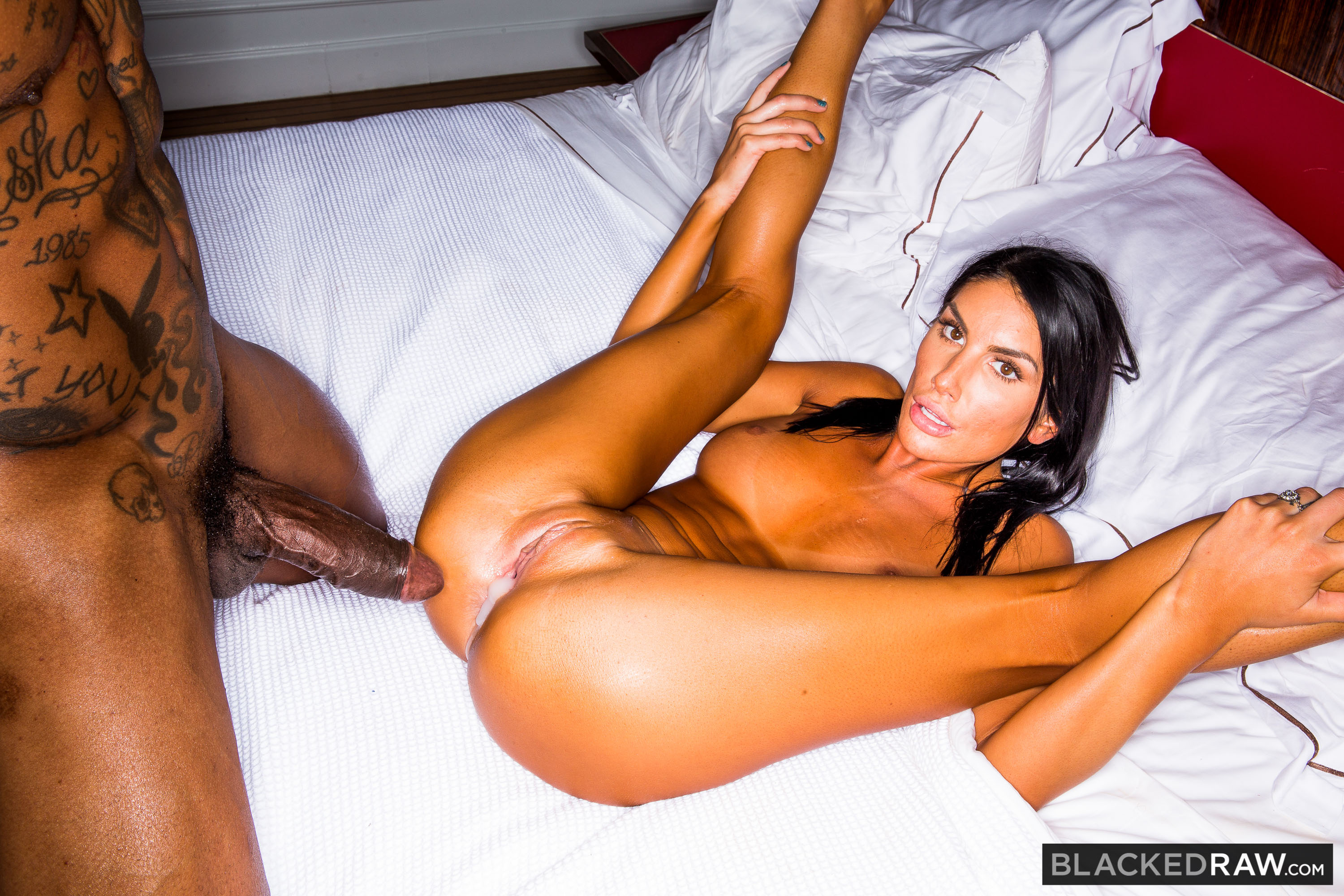 August ames raw