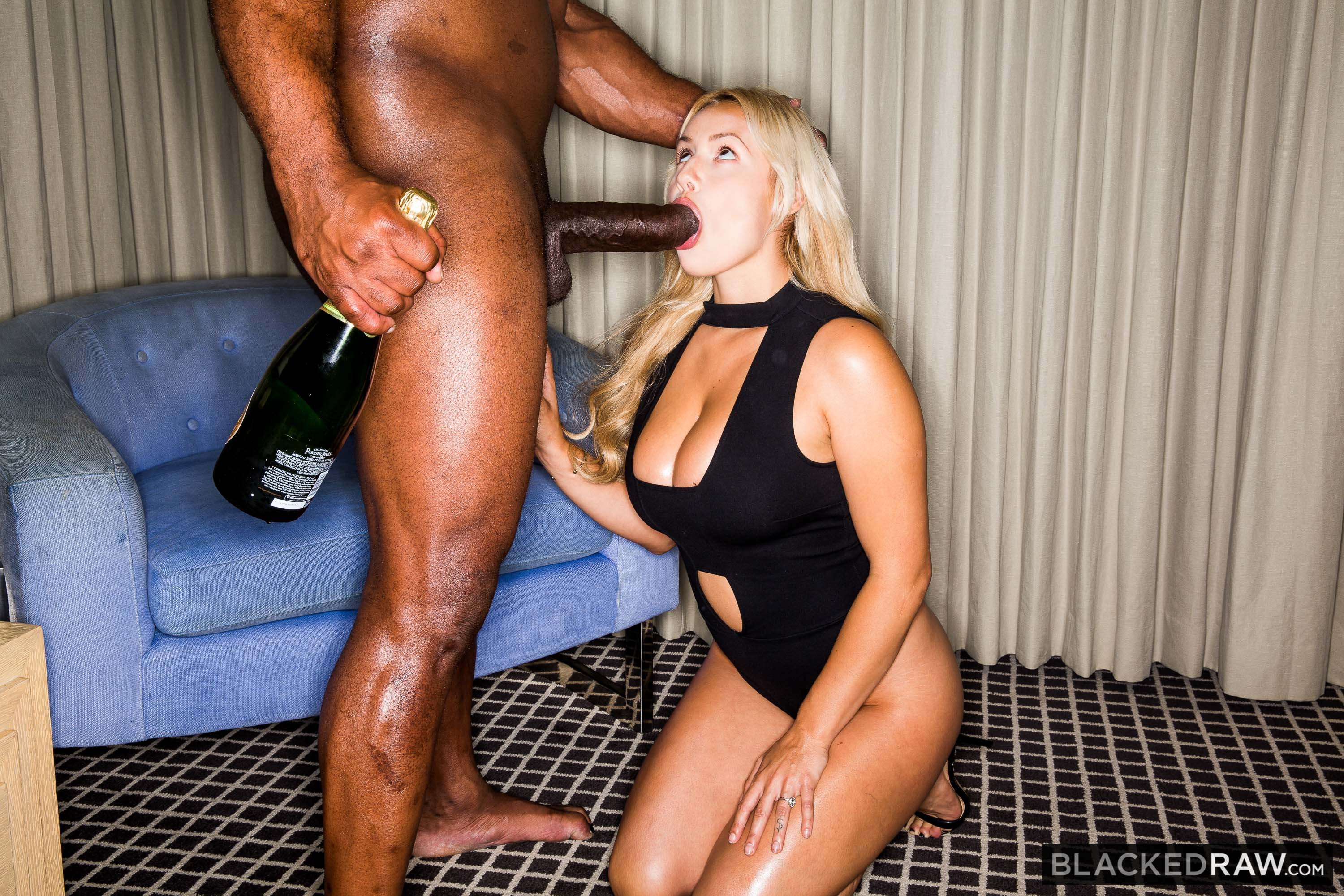 Karlee grey gets a facial and swollows 2
