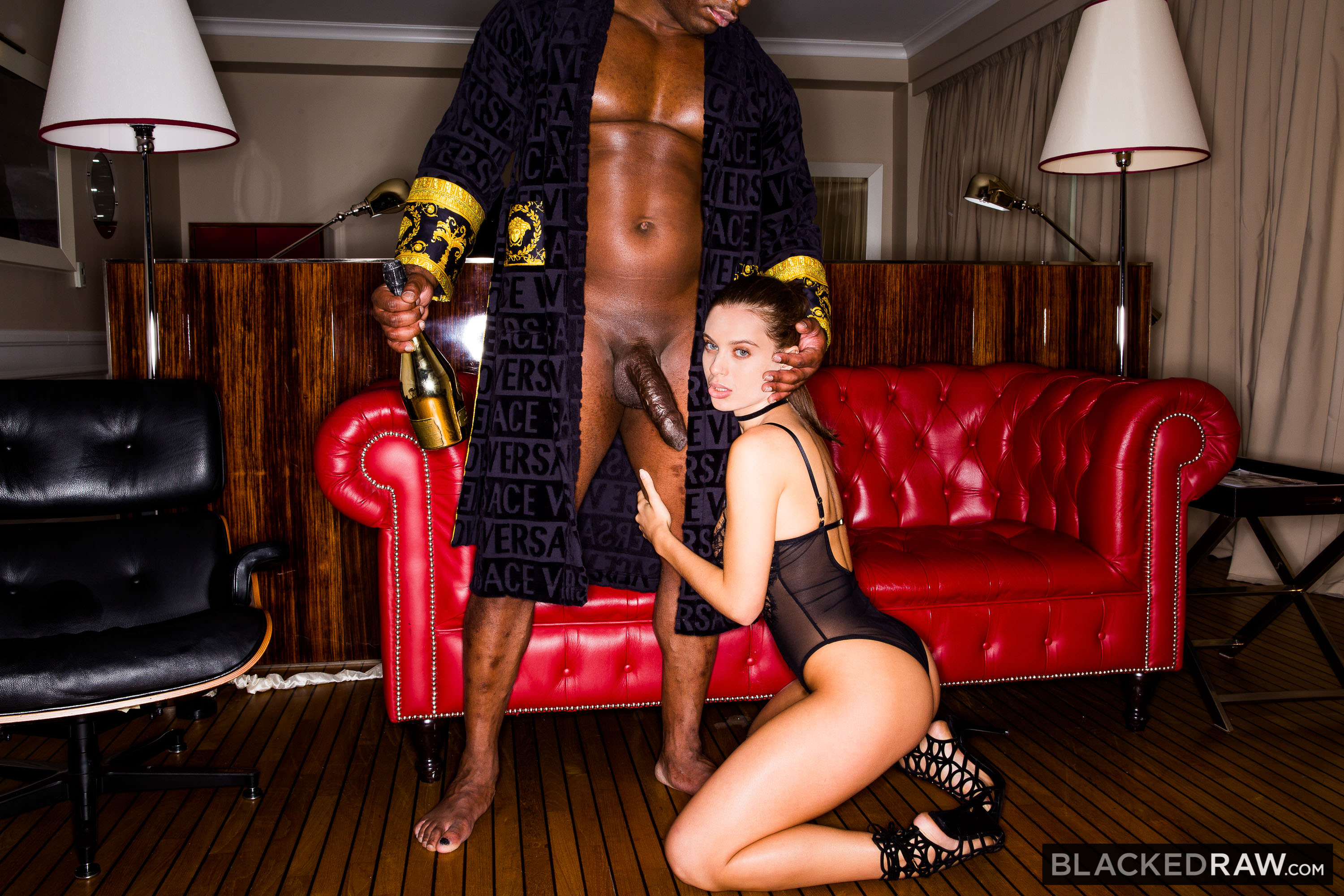 Blackedraw girlfriend takes her open relationship too far wi 5