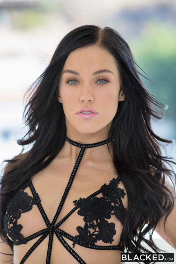 Blacked Megan Rain in An Unusual and Sexy Request with